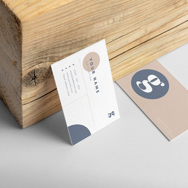 700gsm business card
